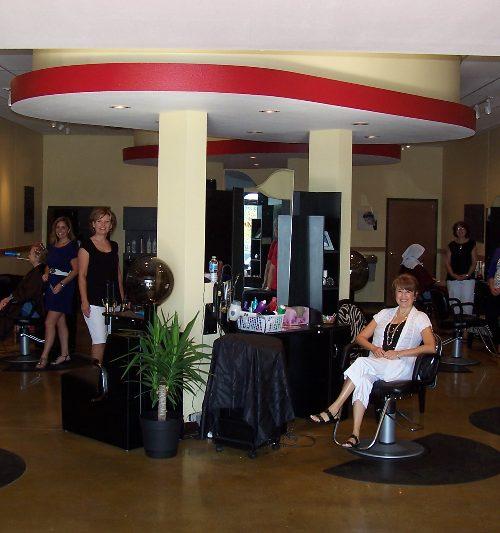 Hair Salon Remodel Cmi Construction Springdale Ar